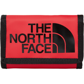 The North Face Base Camp portemonnee rood/zwart